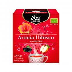 Aronia Hibisco - 12 Bolsitas