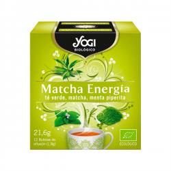 Matcha Energía - 12 Bolsitas