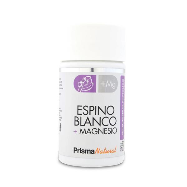 Espino Blanco + Magnesio - 30 Cápsulas