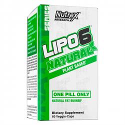 Lipo 6 natural - 60 capsules
