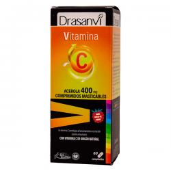 Vitamina C 400mg (Acerola) - 60 comprimidos masticables