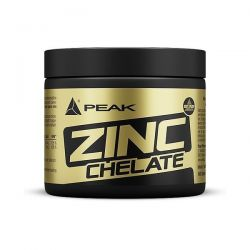 Quelato de Zinc - 180 Tabletas [Peak]