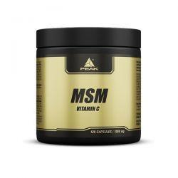 Msm - vitamin c - 120 capsules