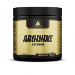 Arginina - 120 Cápsulas