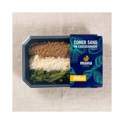 Quinoa con Arroz y Judias Verdes [Manafoods]