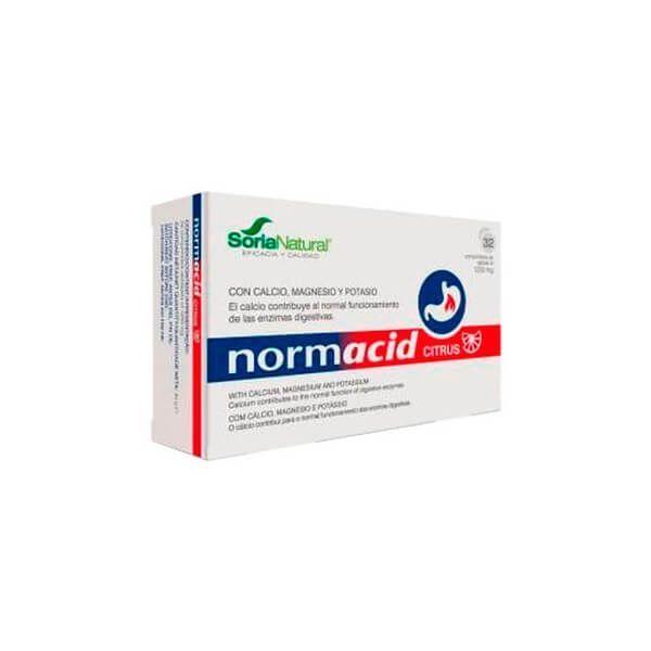 Normacid Citrus - 32 Tabletas