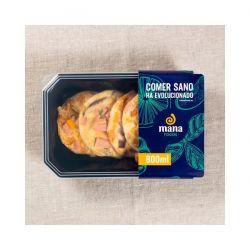 Tortilla Mixta con Pavo y Verduras [Manafoods]