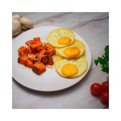 Boniato con Huevos Camperos XL