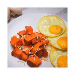 Boniato con Huevo Camperos L