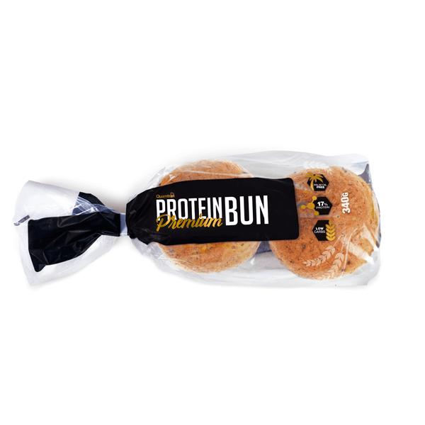Pan Burger Protein Bun Premium - 4 Unidades