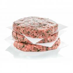 Bandeja de 5 hamburguesas 100% frescas