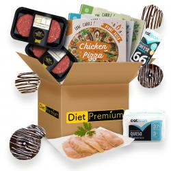 Pack de 9 Productos Frescos Diet Premium