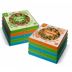 Pack Familiar de 10 Pizzas Funcionales
