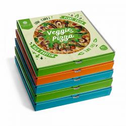 Begginer pack 5 high protein pizzas - Alasature
