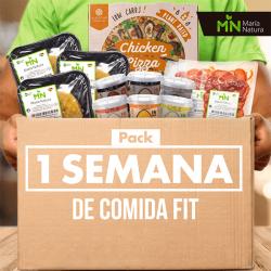 Pack 1 Semana de Comida Fit