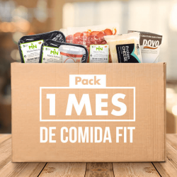 Pack 1 Mes de Comida Fit