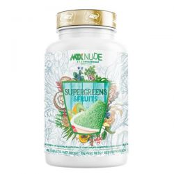 Supergreens and fruits - 60 tablets