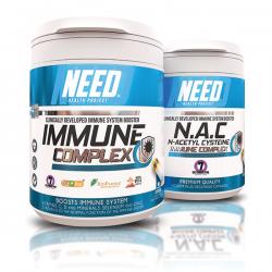 Pack Immune Complex - 90+30 Cápsulas