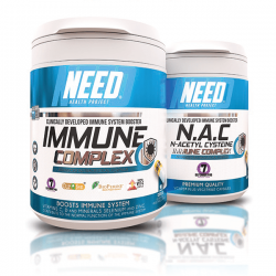 Pack Immune Complex - 90+30 Cápsulas [Need Supplements]