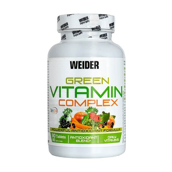 Green Vitamin Complex - 90 Tabletas