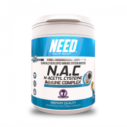 NAC Immune Complex - 30 cápsulas