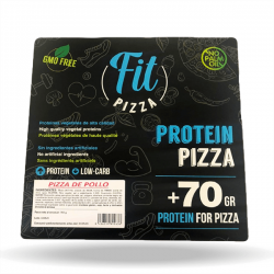 Protein Fit Pizza (Pizza Alta en Proteína) - 395g