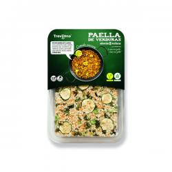 Plato de Paella con 8 Verduras - 280g