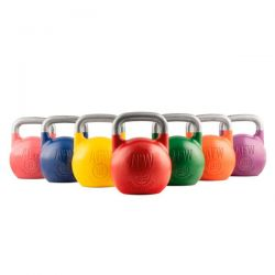 Kettlebell Competition - 32 Kg