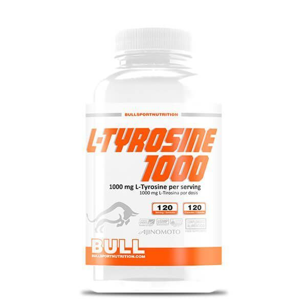 L-Tirosina 1000 - 120 Cápsulas