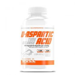Ácido D - Aspártico - 120 Cápsulas