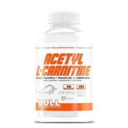 Acetil L-Carnitina - 100 Cápsulas
