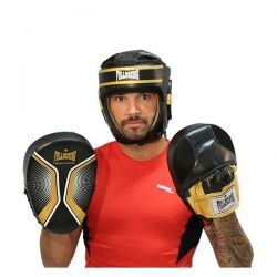 Fullboxing shell helmet