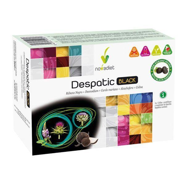 Despatic Black - 20 Viales