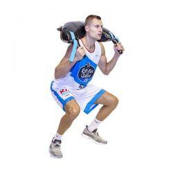 Shoulder training bag - 15kg