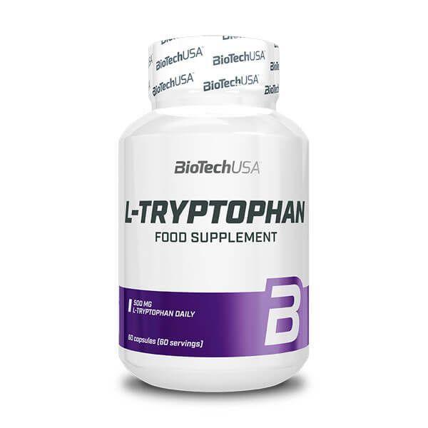 L-Triptofano - 60 Cápsulas