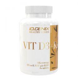 Vit d3 + k2 - 60 comprimidos