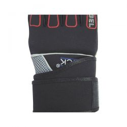 Mma gloves with gel padding