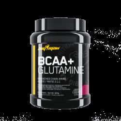 BCAA + Glutamina - 500gr