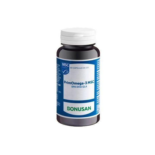 Prim-Omega 3 MSC - 60 Softgels