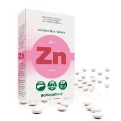 Zinc - 48 Tabletas