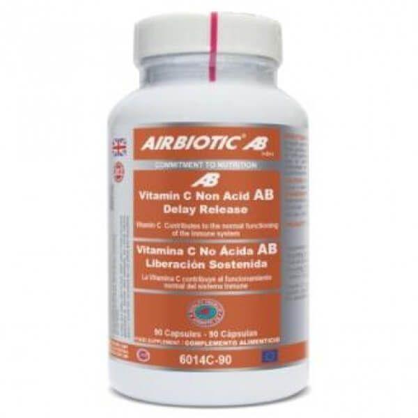 Vitamina C No Ácida Liberación Sostenida - 90 capsules
