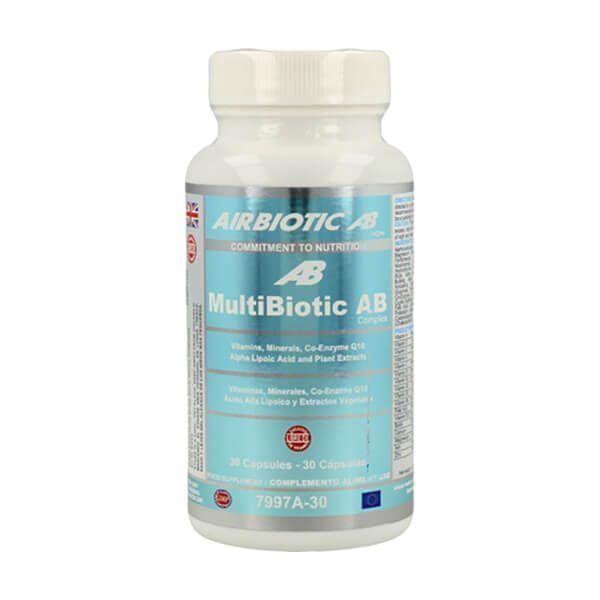 Multibiotic AB Complex - 30 Cápsulas