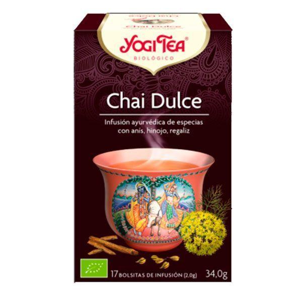 Chai Dulce - 17 Bolsitas