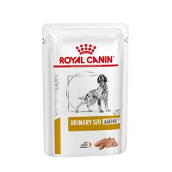 Dog Wet Urinary Ageing+7 12X85gr Pouch