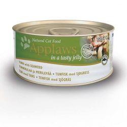 Cat Lata 70g Atun con Algas en Gelatina