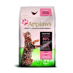 Cat Dry Adulto Pollo y Salmon 400g