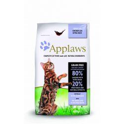Cat Dry Adulto Pollo y Pato 400g