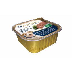 Dog Pate 150g Salmon y Vegetales (7uds)