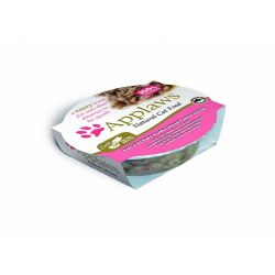Cat Tarrina 60g Filete Atun y Gambas (10uds)