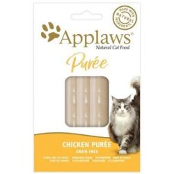 Cat Snack Pure Pollo 8x7gr (10uds)